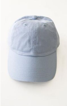 bee84bf513a Vintage Wash Baseball Cap - Light Blue