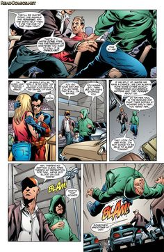 Countdown To Final Crisis 9 Page 7