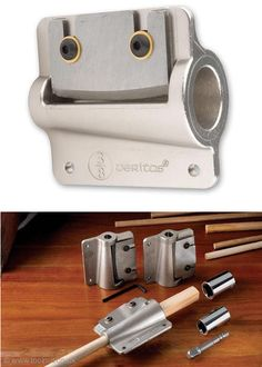 Chairmakers Tools : Veritas Dowel Cutter - 13mm