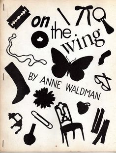 Cover illustration by Joe Brainard 1968
