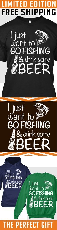 Beer and Fishing 2017 - Limited Edition. Only 2 days left for free shipping, get it now!