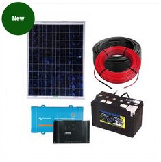 Eco and Renewable Solutions Online Solar Power Kits, Solar Power System, Sustainable Energy, Sustainable Living, Power Work, Green Environment, Save The Planet, Diy Kits, Sustainability