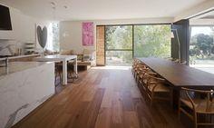 Wooden Floor Boards in Interior Design by Harper & Sandilands