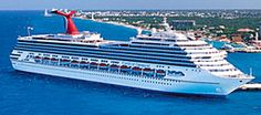 Carnival Glory - Cruised to the W. Caribbean in April 2009,  Great time and looking forward to another cruise