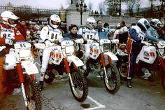 Parigi 1984.