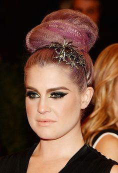 Kelly Osbourne Hair