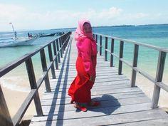 beras basah beach . indonesia - kalimantan - bontang