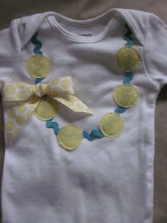 Cute Onesie... I could try this...
