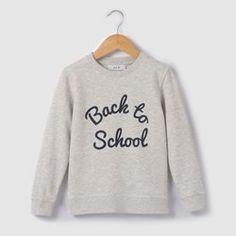 Sweat imprimé Back to School 3-12 ans R Edition - Sweat