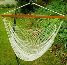 Algoma Hanging Nylon Net Chair
