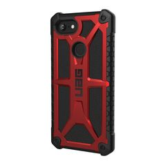 Shop Urban Armor Gear Monarch Series Case for Apple® iPhone® XR Crimson at Best Buy. Find low everyday prices and buy online for delivery or in-store pick-up. Urban Armor, Layers Design, Apple Iphone, Honeycomb, Cool Things To Buy, Engineering, Iphone Cases, Military, Metal