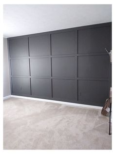 Feature Wall Bedroom, Accent Walls In Living Room, Accent Wall Bedroom, Master Bedroom, Dining Room Feature Wall, Living Room Panelling, Bedrooms With Accent Walls, Wood Accent Walls, Accent Wall Panels