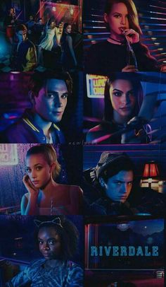Riverdale -You can find The cw and more on our website. Riverdale Netflix, Bughead Riverdale, Riverdale Funny, Riverdale Memes, Riverdale Betty, Betty Cooper, Riverdale Wallpaper Iphone, Camila Mendes Riverdale, Riverdale Poster