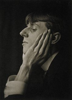 ENGLISH NOUVEAU:  Aubrey Beardsley (1894). He was a leading figure in the Aesthetic movement which also included Oscar Wilde and James A. McNeill Whistler. Beardsley's contribution to the development of the Art Nouveau and poster styles in England was significant, despite the brevity of his career before his early death from tuberculosis.
