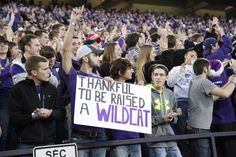 Thankful to be a Wildcat.truer words have never been spoken Kansas State University, Kansas State Wildcats, Football Tailgate, Tailgating, Alma Mater, Peace And Love, Comebacks, Letter Board, Growing Up