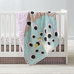 Finding the perfect crib bedding for a girls nursery is easy when you shop our variety of high quality patterns and themes. Shop girls crib bedding.