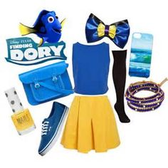 Finding Dory Fashion Styles