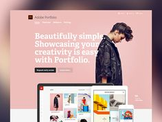 Today Adobe unveiled the marketing site for an early preview of Adobe Portfolio — the product I've been working on this past year in NYC, as Creative Director and Principal Product Designer.  Learn...