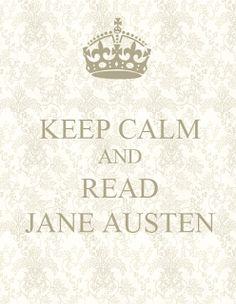 Old-Fashioned Charm: A Few Fun Jane Austen Things