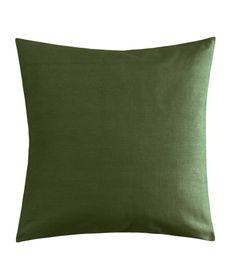 H&M Canvas Cushion Cover $5.95