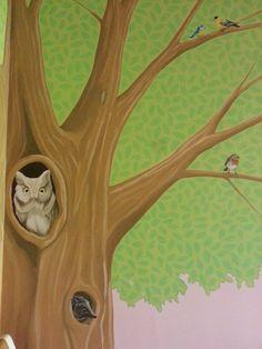 Woodland Animal Tree
