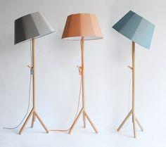 Toffe lamp! De kleurrijke ontwerpen van Colonel Roomed | roomed.nl