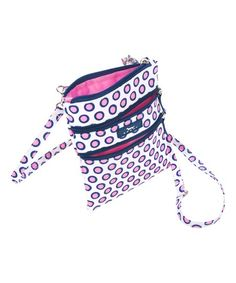 SCOUT by Bungalow Dot Bikini Sally Go Lightly Crossbody Bag | zulily