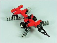 Lego Technic Truck, Lego Truck, Lego Dragon, Lego Machines, Micro Lego, Lego Boards, Lego Construction, Cool Lego Creations, Lego Models
