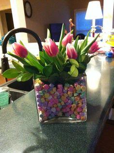 Valentine Floral decoration