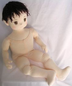free doll pattern (this lady has tons of free patterns on her site)