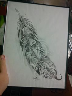 Native+American+Feather+by+masterchaosdemon.deviantart.com+on+@deviantART