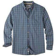 Men's Uptown Tattersall Shirt - Mountain Khakis