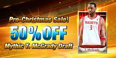 Mythic T. McGrady is 50% Off Today Only during our Pre-Christmas Sale! Get 50% Off Now! http://pf.us.kick9.com/linkba