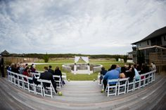 The bride is almost here...Arch done by Sugar Snap Events    -Brooke Mayo Photography