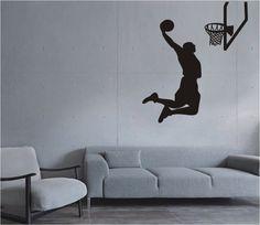 Large--Easy instant decoration wall sticker wall mural Sport Basketball-Basketball shoot (black) Art and Decoration http://www.amazon.com/dp/B004FRNBUK/ref=cm_sw_r_pi_dp_kIcUub1E6TAQ7