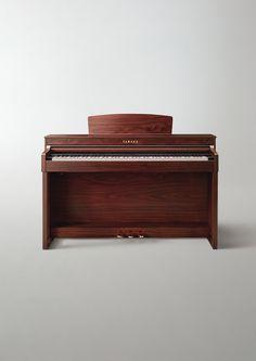 Clavinova CLP-440 digital piano in mahogany finish