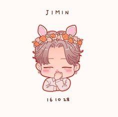 FanArt    Jimin    BTS♥