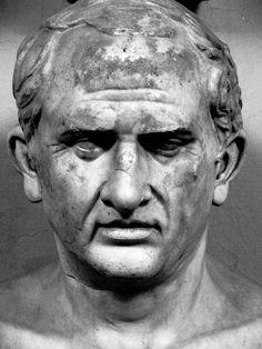 Marcus Tullius Cicero  Roma. Musei Vaticani.