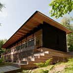 SUMMER VILLA I, Nauvo | Kesäasunnot ja saunat | Projektit | Arkkitehtitoimisto Haroma & Partners OY