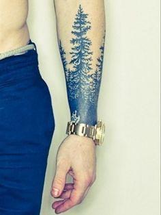 Cool Forearm Sleeve Tattoo For Men   tatuajes | Spanish tatuajes  |tatuajes para mujeres | tatuajes para hombres  | diseños de tatuajes http://amzn.to/28PQlav
