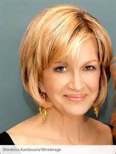 Short hair styles for mature women - Bing Images