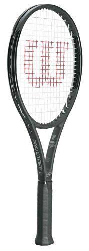 Wilson Pro Staff RF97 Autograph Tennis Racquet - http://www.closeoutracquets.com/tennis-racquets/wilson-pro-staff-rf97-autograph-tennis-racquet/