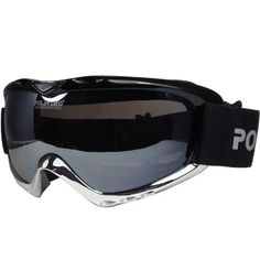 Polarlens PG9 Snow Goggles / Snowboard Goggles / Ski Goggles / Euopean Design and Performance / Helmet Compatible with Extra Long Adjustable Straps by Polarlens. $39.90. Sensational Newest Generation of Polarlens ski and snowboard goggles **** Protect your eyes from sun, snow and wind  **** Helmet Compatible with extra long, adjustable strap **** Frame Color: Gloss Black **** double-disc (Double Lens) technology **** Excellent ventilation system at the top and bottom **** Addit...