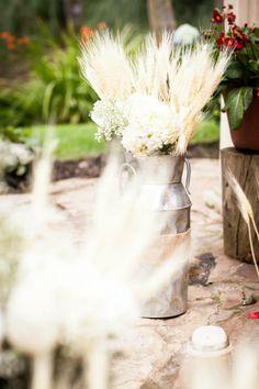 Espigas para decorar tu matrimonio