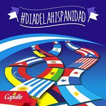 #SabíasQue el Día del Hispanidad, anteriormente llamado Día de la Raza, fue instituido originalmente para unir a aquellos pueblos o países que tienen en común la lengua, el origen de su cultura y religión.