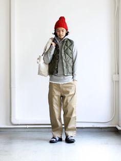 maillot Wool Sweat Pull Parka MAC-082 Strato