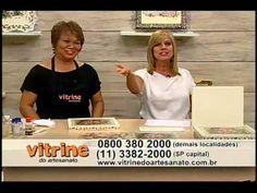 Decoupage em caixa com Mamiko - Vitrine do Artesanato na TV