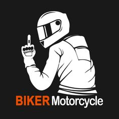 Check out this awesome 'Biker+Motorcycle+Tshirt' design on @TeePublic!