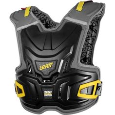Leatt Adventure Junior Youth Chest Protector MX/Off-Road/Dirt Bike Motorcycle Body Armor - http://downhill.cybermarket24.com/leatt-adventure-junior-youth-chest-protector-mxoffroaddirt-bike/