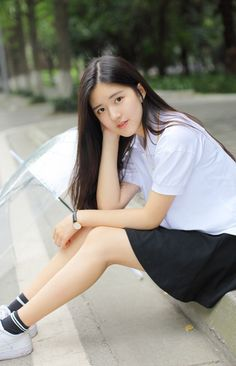 Cute School Uniforms, School Uniform Girls, Girls Uniforms, Kawai Japan, Beautiful Chinese Girl, Japan Girl, Photography Women, Ulzzang Girl, Korean Girl